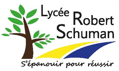 Lycée Robert Schuman Logo
