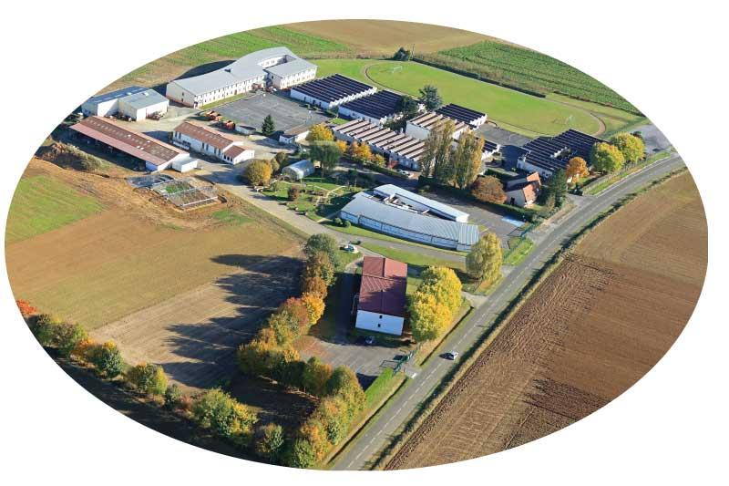 Ve aérienne Lycée Robert Schuman
